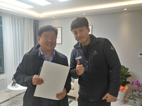 김포 사우동 신축현장을 계약하신 고객님 진심으로 축하드립니다></a></span ><li class=